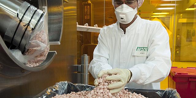 העתיד של טבע תלוי ברווח מתרופות הגנריות