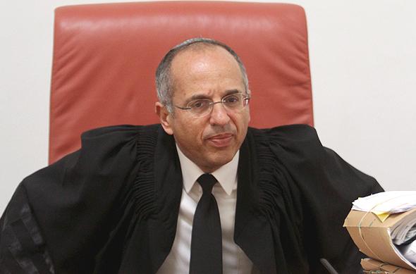 השופט נעם סולברג