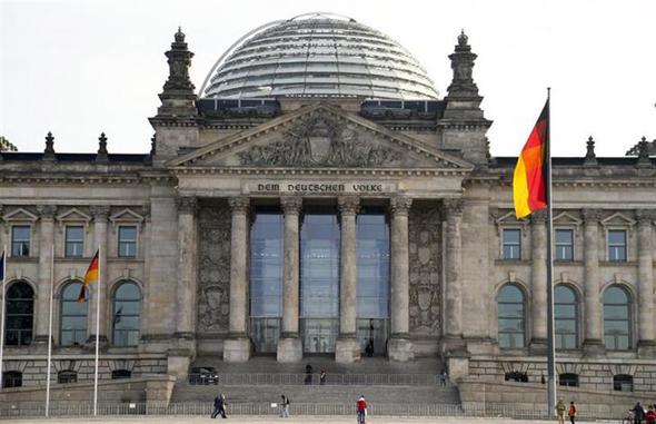 בניין ה רייכסטאג, ברלין, צילום: רויטרס