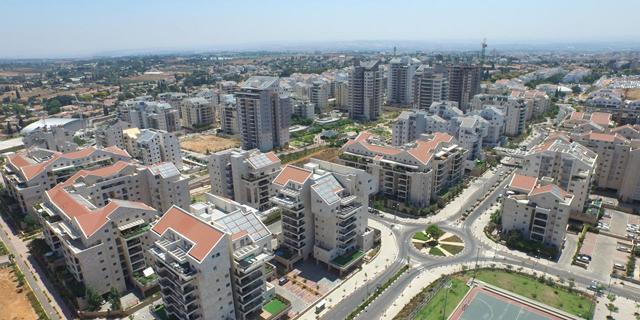 כפר סבא ורמת השרון - בין הערים שבהן לא נבנו דירות ב-2017