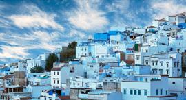 פוטו ערים יוצאות דופן מרוקו Chefchaouen, צילום: שאטרסטוק