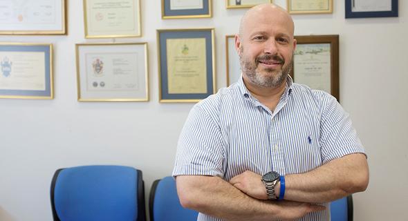 איל שורצברג ראש מערך הרוקחות במשרד הבריאות, צילום: יואב דודקביץ