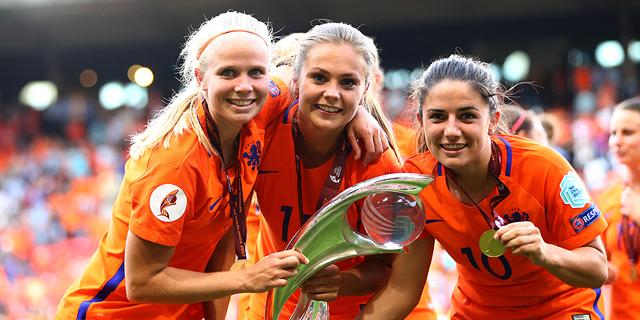בדרך לשיוויון: התאחדות הכדורגל ההולנדית תעלה את שכר השחקניות
