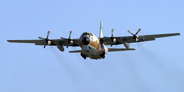 כנפיים תספק שירותי תחזוקה למטוסי התובלה של חיל האוויר