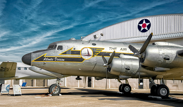 מטוס C54