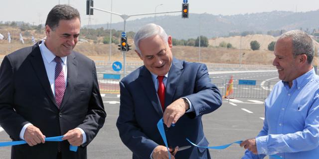 הקלה לנהגים: מחר ייפתח כביש 38 המשודרג משער הגיא לבית שמש