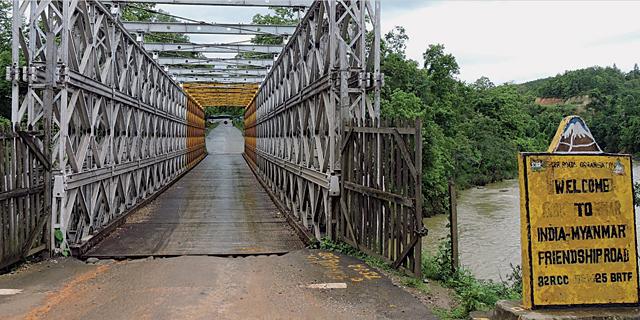 התשובה של הודו לדרך המשי: כביש מהיר שיחבר אותה לתאילנד
