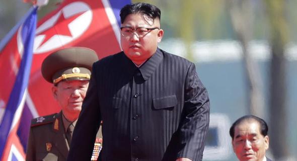 קים ג'ונג און מנהיג צפון קוריאה, צילום: איי פי