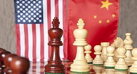 """ארה""""ב סין  שחמט אופיר דור, צילום: גטי אימג'ס"""