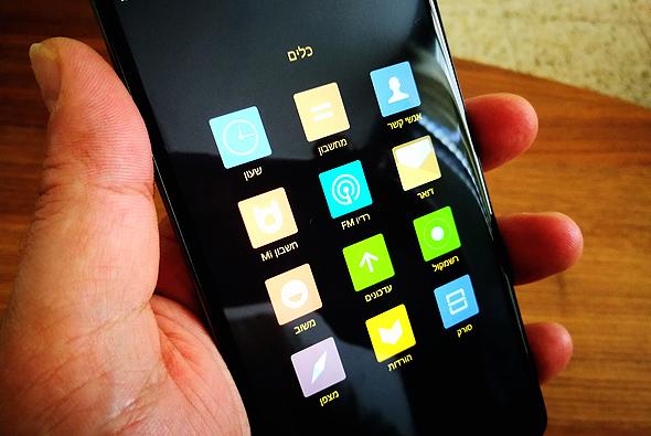 שיאומי redmi note 4x סמארטפון סיני 6, צילום: רפי קאהאן