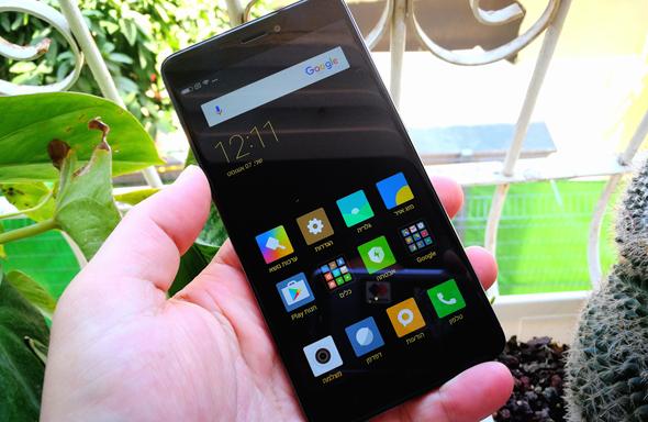 שיאומי redmi note 4x סמארטפון סיני 8, צילום: רפי קאהאן