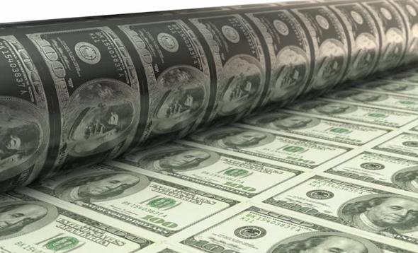 הדפסת דולרים