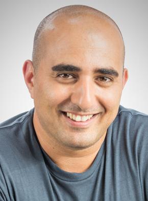 אדם בניון, השותף הישראלי בקרן הון סיכון האמריקאית 500Startups