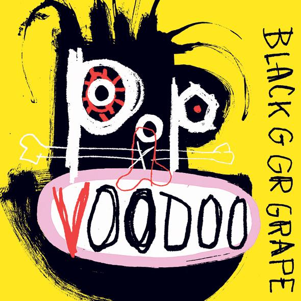 הדיסק החדש של להקת בלק גרייפ