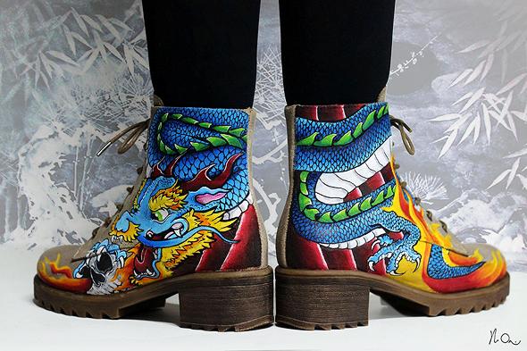 נעלי ווק סלאקס