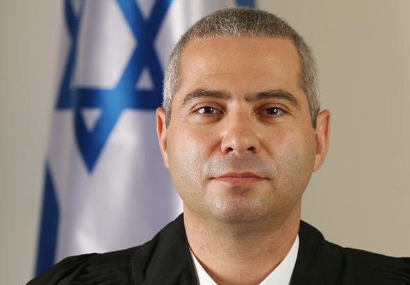 השופט גיא אבנון