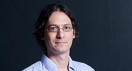 יאיר גולדפינגר יזם הייטק מייסד אודיסי, צילום: עמית שעל