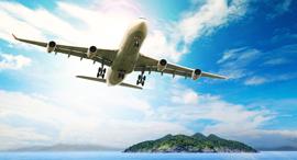 טיסה מטוס חופשה, צילום: שאטרסטוק