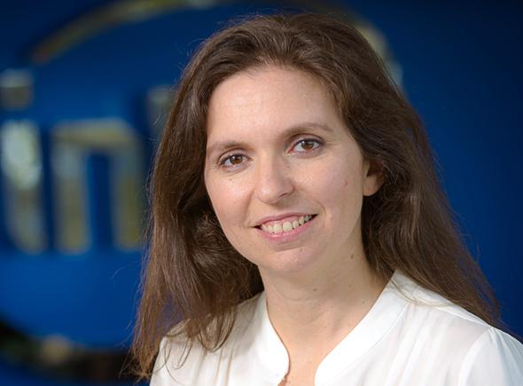 """קרין אייבשיץ סגל מנכ""""לית מרכזי הפיתוח של אינטל בישראל, צילום: שלמה שהם"""