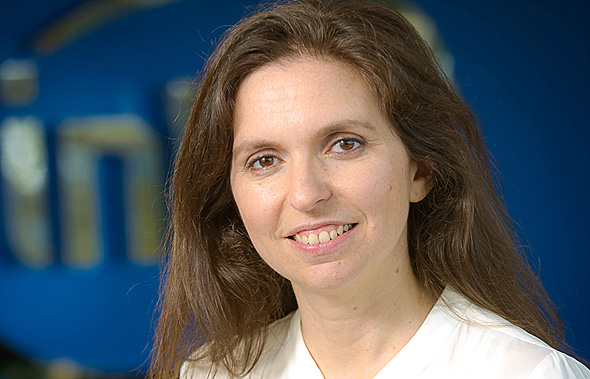General manager of Intel's Israeli development centers Karin Eibschitz Segal