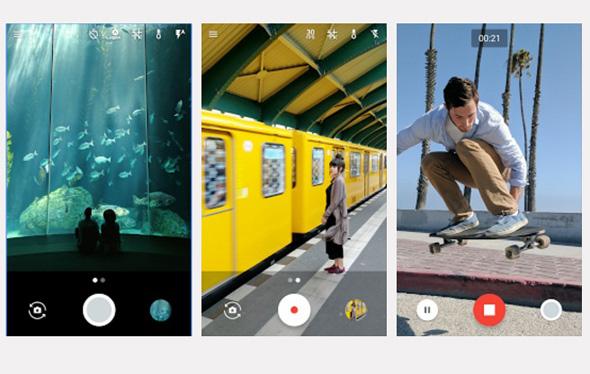 אפליקציות צילום גוגל Camera, צילום: google play