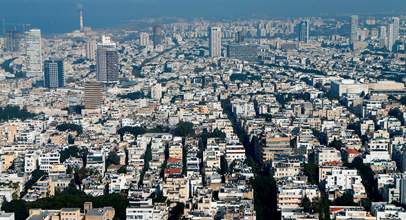 Tel Aviv, home to most of Israel's tech scene. Photo: Amit Sha'al
