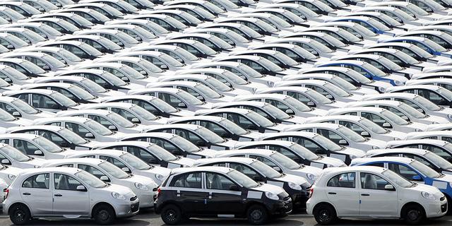 סך ההלוואות לרכישת רכב בבנקים ובחברות אשראי צנח זה הרבעון הרביעי ברציפות