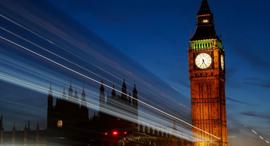 פרלמנט ביג בן לונדון שעון בריטניה, צילום: בלומברג
