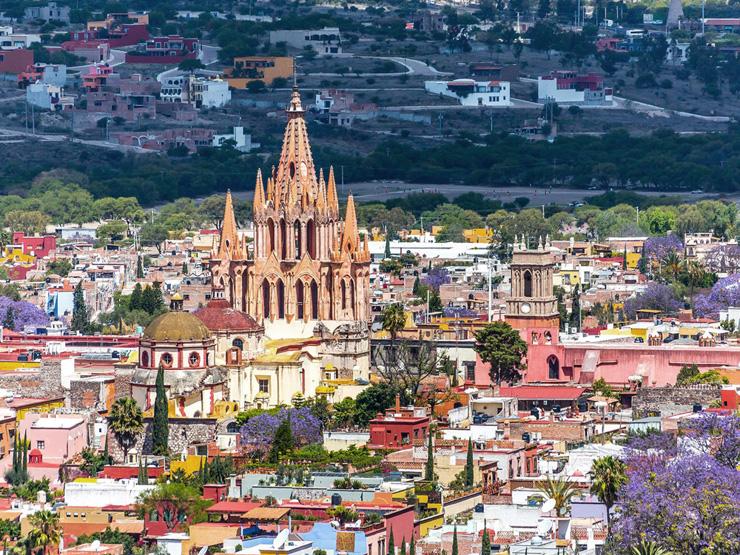 סן מיגל דה איינדה, מקסיקו