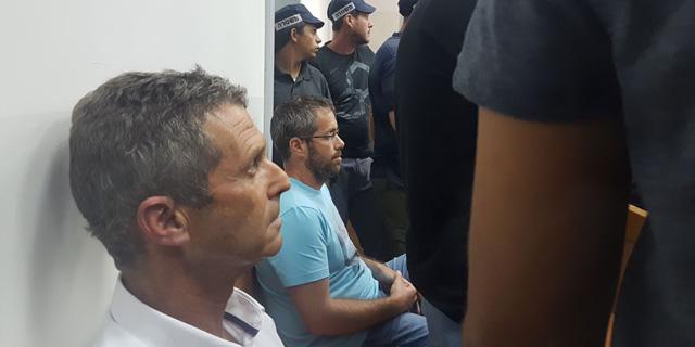 """המשטרה עצרה את שטיינמץ רגע לפני שאמור היה לטוס לחו""""ל"""
