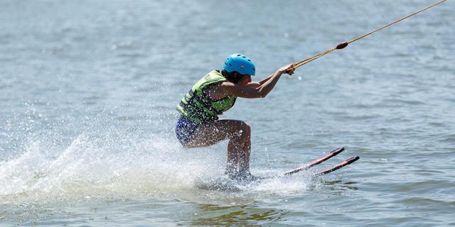 אימון אישי: סקי מים למתחילים
