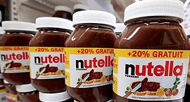ממרח שוקולד נוטלה פררו , צילום: רויטרס