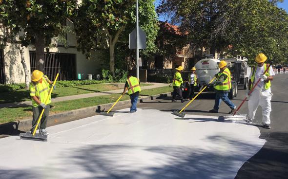 , צילום: LA Street Services