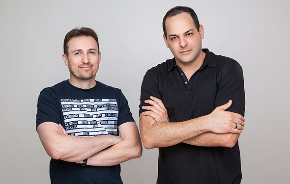 Puls Co-Founders Eyal Ronen and Itai Hirsch