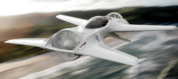 עיצוב ה-DR7 של דלוריאן אירוספייס