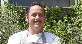 השף שניר אנג סלע את מסעדת גוז' ודניאל פנאי, צילום: יאיר שגיא