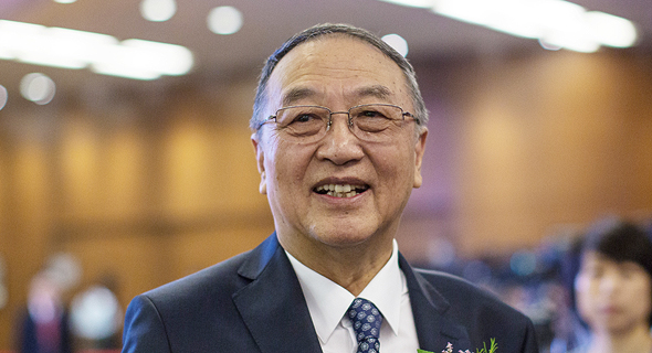 Legend Holdings' chairman Liu Chuanzhi