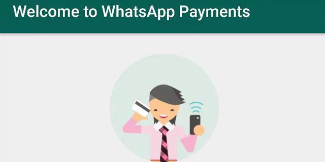 ווטסאפ תשיק בקרוב את Payments, שירות תשלומים
