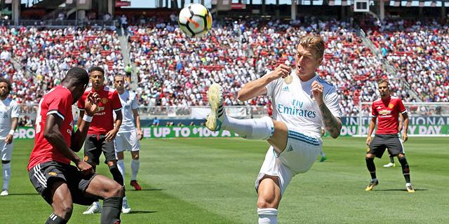 העונה האחרונה של ריאל מדריד - שיא בהכנסות, ירידה ברווחים