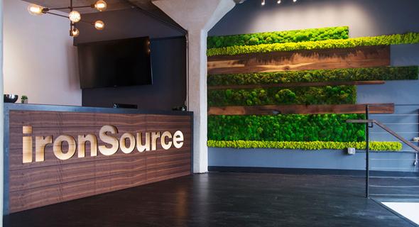 משרדי איירון סורס סן פרנסיסקו, צילום: planted design