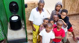 מוסף שבועי 17.8.17 להדיח את העתיד השירותים של לוואט באנטננריבו מדגסקר