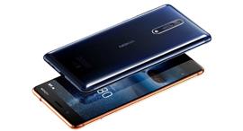 נוקיה 8 סמארטפון, צילום: Nokia