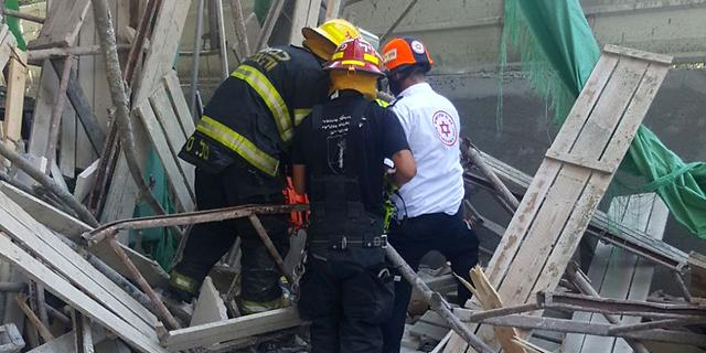 יום קטלני: 3 פועלים נהרגו באתרי בנייה, אחר נפצע קשה