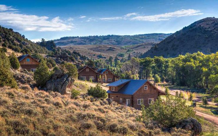 Lodge & Spa at Brush Creek Ranch