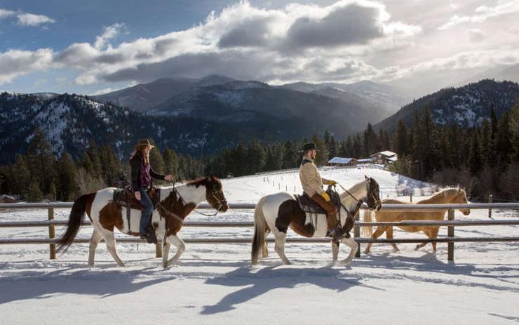 Triple Creek Ranch , קרדיט: Triple Creek Ranch