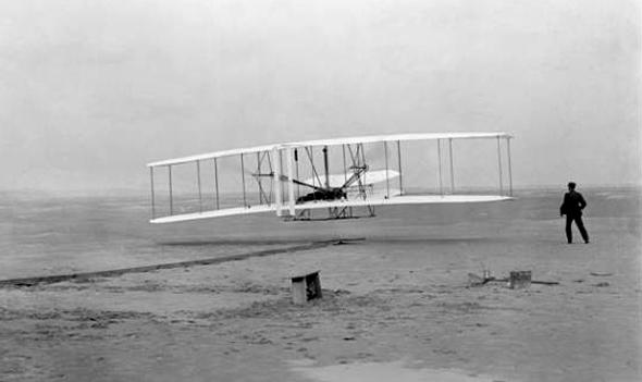 המטוס הראשון של האחים רייט