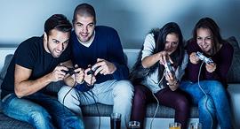 גיימינג גיימר גיימרים משחקי וידאו