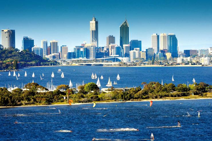 פרת', אוסטרליה