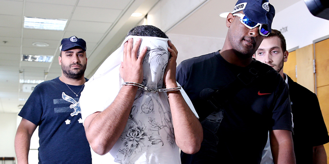 החשוד בניסיון לסחיטת בנק יהב הוא ליאור שרעבי מפרדס חנה-כרכור; מעצרו הוארך ב-8 ימים