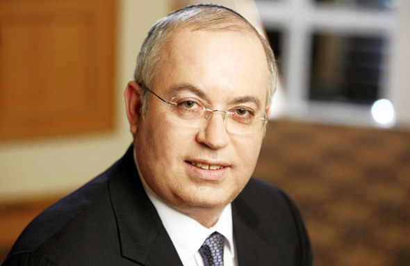"""אבי ברזילי המשנה למנכ""""ל אפריקה נכסים"""